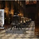 Nouvelles cloches à Notre Dame 2