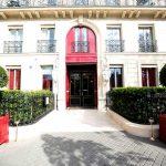 Hôtel Palace LA RÉSERVE PARIS
