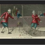 """Le """"Jeu de paume"""": ancêtre du Tennis"""