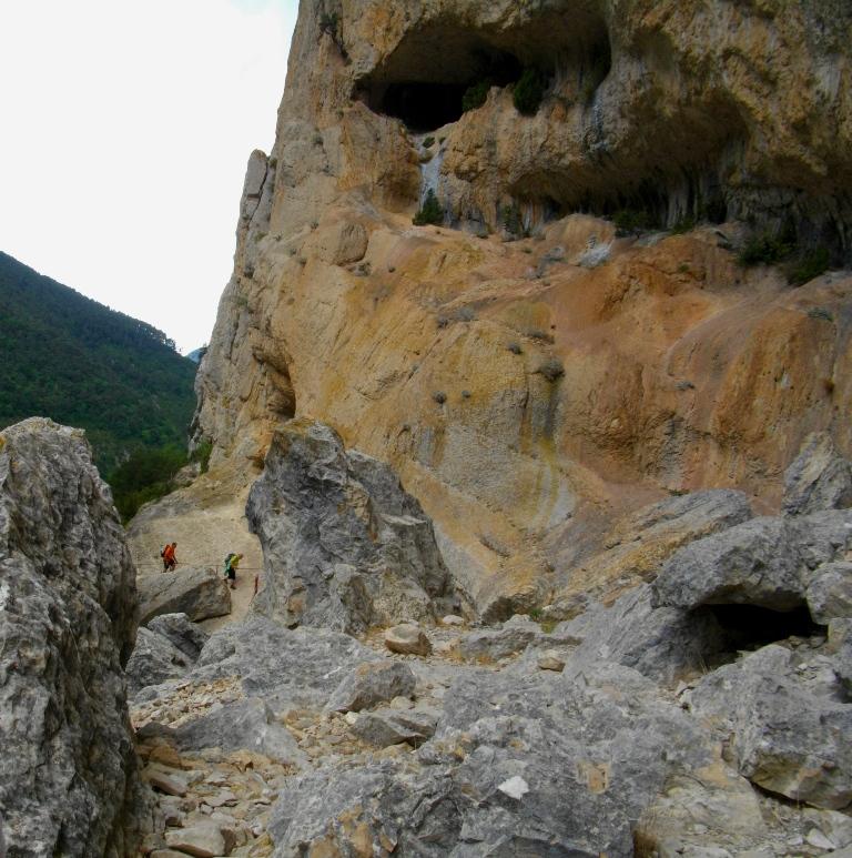 Randonnée - Les gorges du Verdon