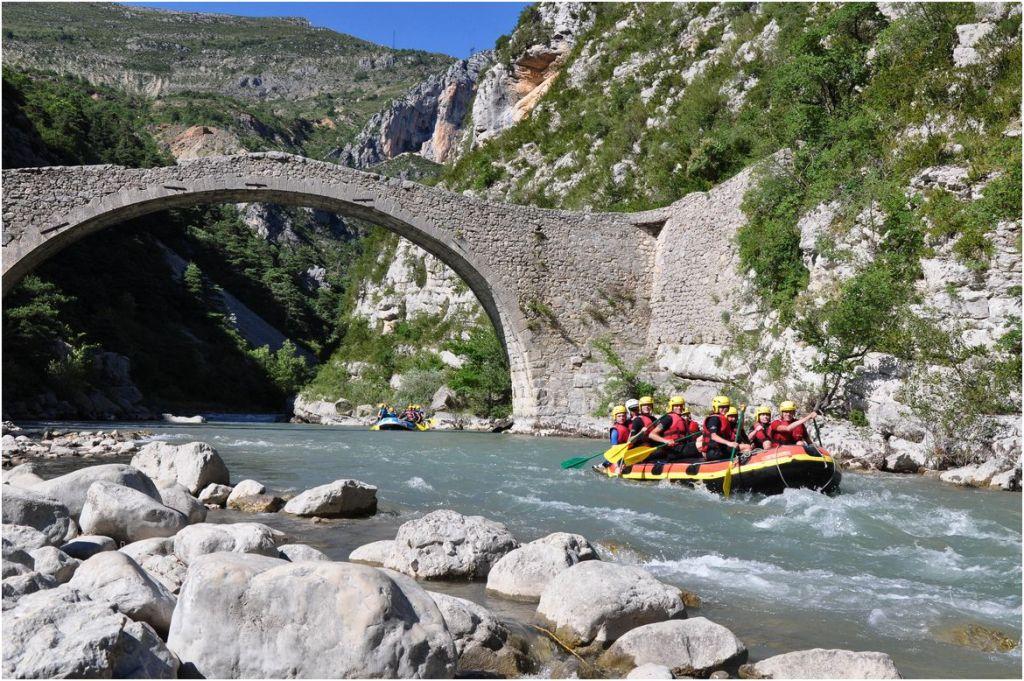 Rafting - Les gorges du Verdon