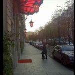 Hôtel Palace LE ROYAL MONCEAU***** avenue Hoche PARIS
